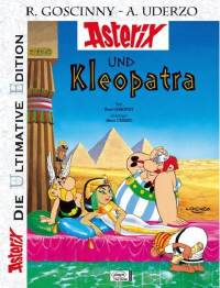 Comic asterix und kleopatra - Numerobis architekten ...