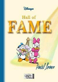 Comic Daniel Branca Hall Of Fame