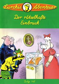 size 40 bcb2f b0582 Highlightzone Comic - Der rätselhafte Einbruch – Lurchis ...